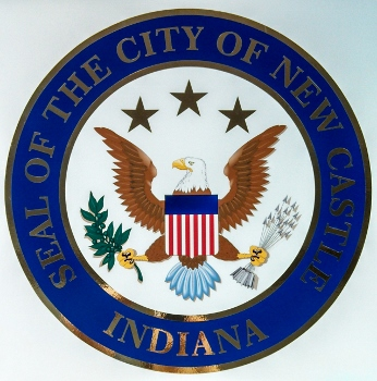 New Castle City Seal